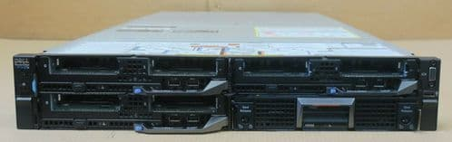 Dell PowerEdge FX2S Chassis 3x FC630 Blade Node CTO Servers 1x FD332 23TB SSD